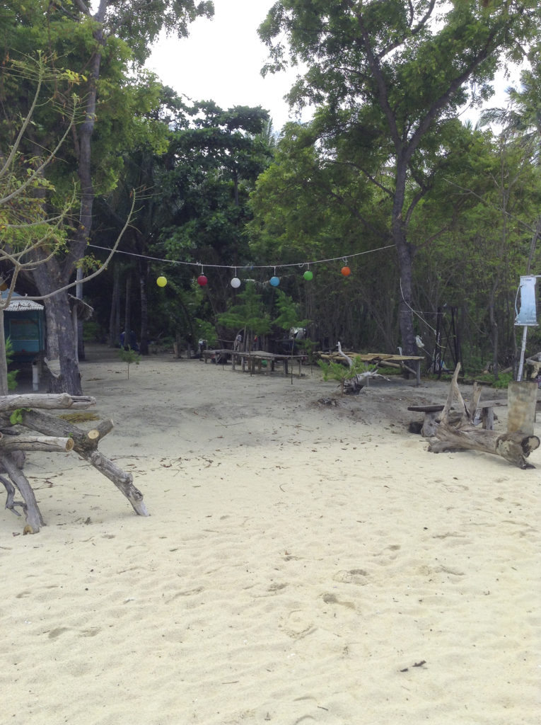 Homestay at Gili Labak, East Java, Indonesia